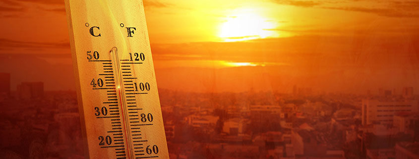 Extreme heat's effect on commercial roofs is worse than you think.