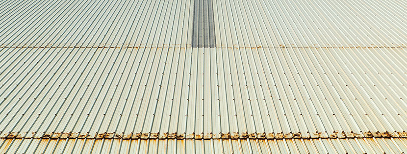 Locate and fix leaking commercial metal roofs.
