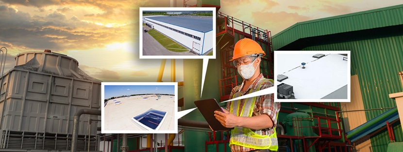Managing roofing assets for multiple facilities can delay full roof replacement.