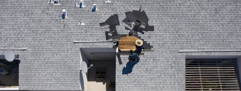 Regular commercial roof inspection helps avoid an early roof replacement