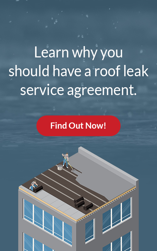 Importance of Roof Leak Service Agreements for Facilities Management