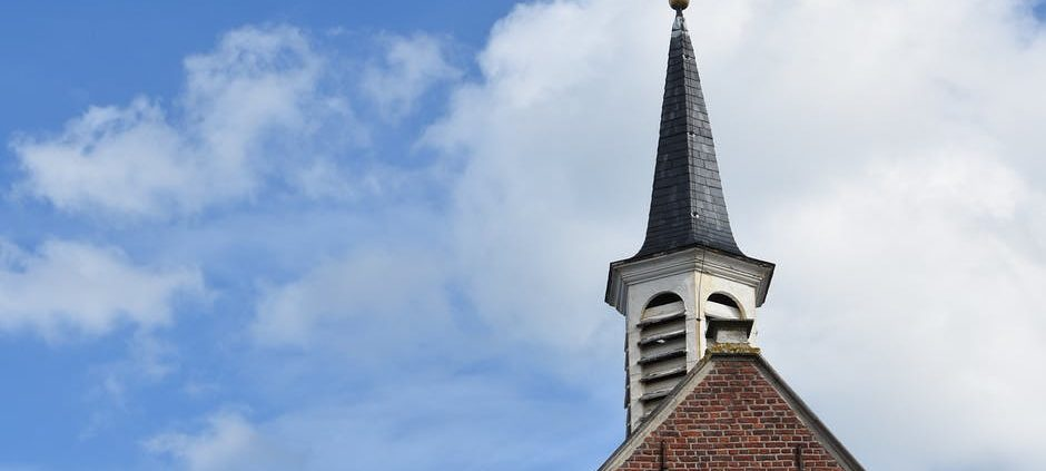 Church Roof Leak